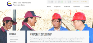 CGI corporate citizenship 2015