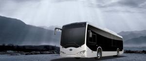 lithium BYD bus pic