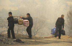 Wangjialing coal mine Shanxi
