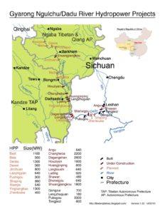 dam sites Dadu