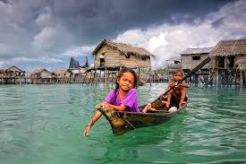 sea nomads ppines