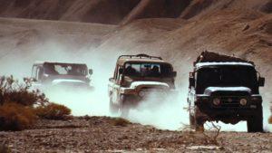 kekexili-jeeps
